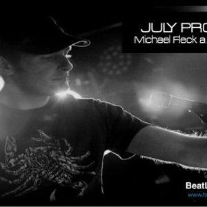 Beatloungeradio Artist of the month July 2013 - SonicGrain Promo Set