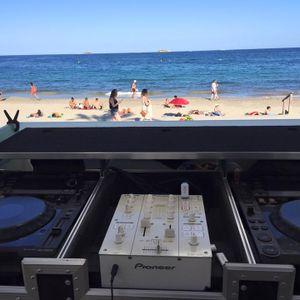 JayKay @ Garbi Beach Playa dèn Bossa Ibiza 2017