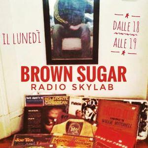 BROWN SUGAR @Radio Skylab 2/8/21