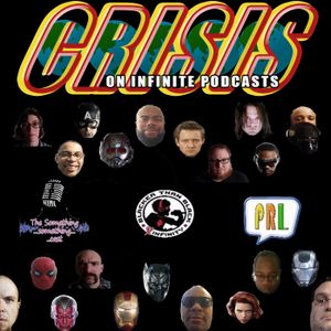 CRISIS ON INFINITE PODCASTS!