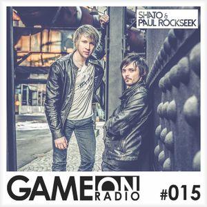 GAMEON Radio #015