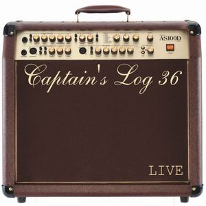 Captain's Log Absolutely Live!
