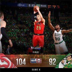 Celtics Talk Radio episode 132 Recap of the Atlanta Hawks series