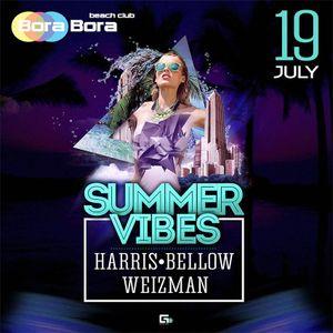 Bellow @ Bora Bora Beach Club (Kiev, UA) 19.07.2014
