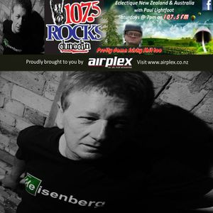 Eclectique NZ & Australia with Paul Lightfoot - 107.5FM - Broadcast  4 July on demand Replay