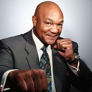 08-03-15 George Foreman Interview