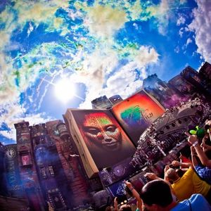 memories of tomorrowland 2012