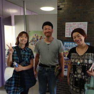 つながれボリューション!26.7.19長崎誠さん