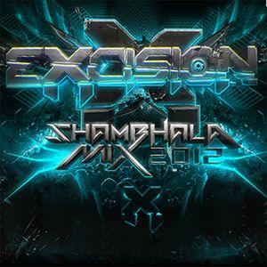 Excision - Shambhala 2012 Mix - 01.11.2012