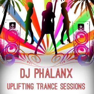 DJ Phalanx @dj_phalanx - Uplifting Trance Sessions EP. 165