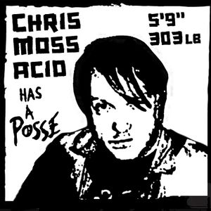 DJ Chris Moss Acid - Futur Berlin - Sweatlodge Radio Mix