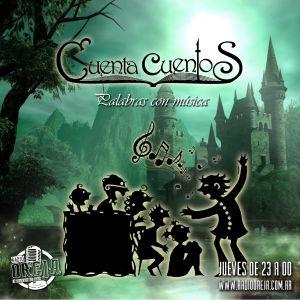CUENTA CUENTOS - PROGRAMA 034 - 24-09-15 - JUEVES DE 23 A 24 HS POR WWW.RADIOOREJA.COM.AR