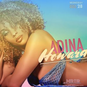 Adina Howard live MRTR