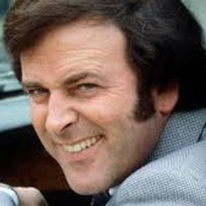 Terry Wogan with the 'Most Played Records of 1979' BBC Radio 2 New Years Day 1980
