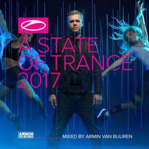 Armin Van Buuren - A State Of Trance 2017 (On The Beach)