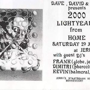 DJ Frank Struyf @ Jerry's, Bekkevoort 1993