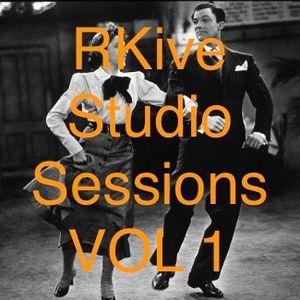 RKive - Studio Sessions Vol. 1