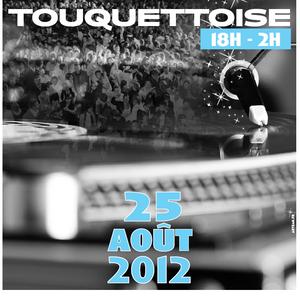 Dj Frouss & Irte Set de la Nuit Touquettoise 2012 5ème édition