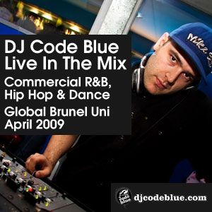 Commercial Hip Hop / R&B Set at Global-Brunel-Uni