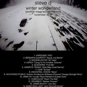 Steve D - Winter Wonderland (November 2015)