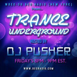 Pusher - Trance Underground 110 Progressive Trance 2017