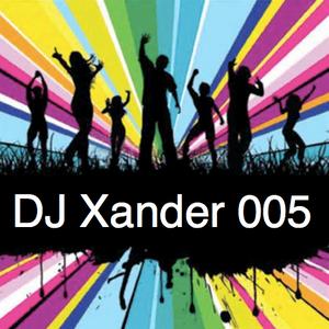 DJ Xander 005 continuous mix 4
