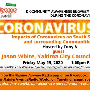Coronavirus Special 32 - Jason White