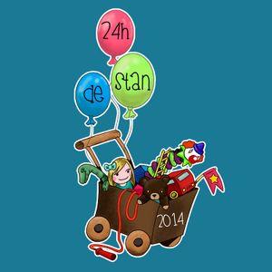 24h de Stan 2014 - Fat Badgers