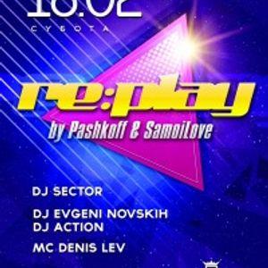 [RE-PLAY LIVE @ POZITIV N.C.] 18.02.2012.
