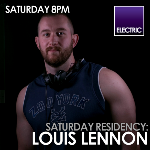 Louis Lennon's Saturday Residency!