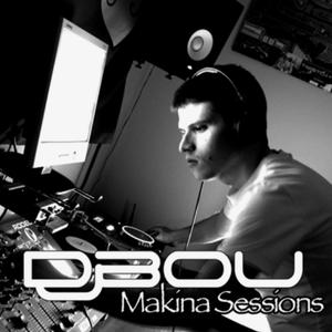 Dj Bou - M4kina Sessions