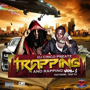 Trapping N Rapping Volume 1 (Double Disc) #NerveDJs #Rap