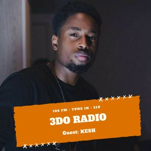 3DO Radio: Uitzending 30: #dekoloniseermijnstad & KESH (met live tracks)