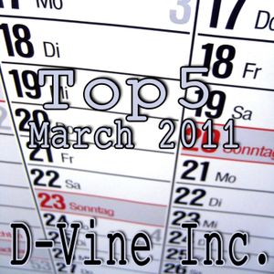 Top5 - March 2011