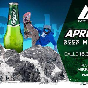 Btr Weekend pres. Deep Mountain #5 W/ Mirko Paoloni