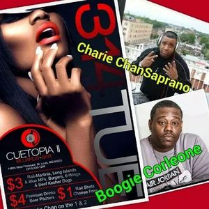 DJ CHARLIE CHAN & DJ BOOGIE CORLEONE LIVE AT CUETOPIA (314 TUESDAYS) #hiphop