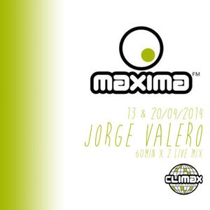 InSessions maximafm - especiales Climax abril 2014 por Jorge Valero