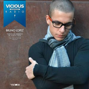 Slave house 03-11-2012 2 hora vicious radio show by bruno lópez