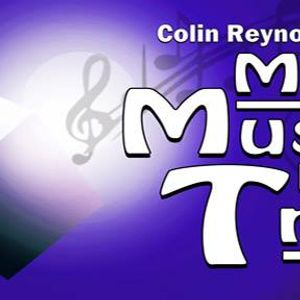 COLIN REYNOLDS - My Musical Box of Tricks 28th May 2020