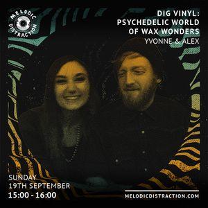 Dig Vinyl with Yvonne & Alex (September '21)