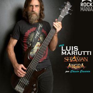Rock Mania #386 - com Luis Mariutti - 21/07/19