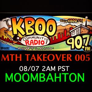 KBOO #Moombahton Takeover 005