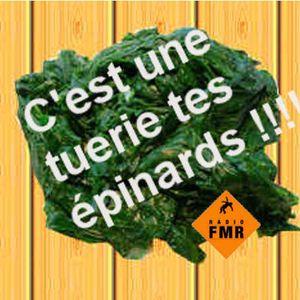 PODCAST / C'est une tuerie tes épinards n°11 du 4/03/2015 - Monstrobouffe