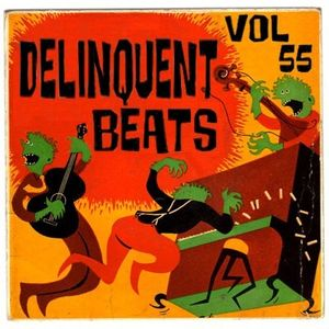 Delinquent Beats Vol 55