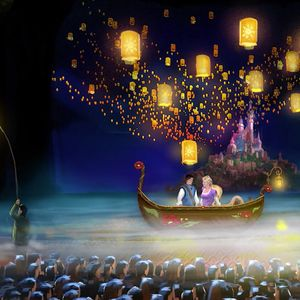 #003 DreamWorks exhibition, Tangled & Frozen musicals & more, Once Upon A Time & Galavant TV series.