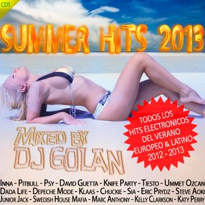 SUMMER HITS 2013 - Mixed by DJ Golan