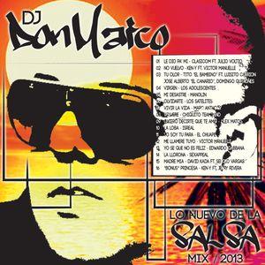 Lo Nuevo De La Salsa Mix 13'