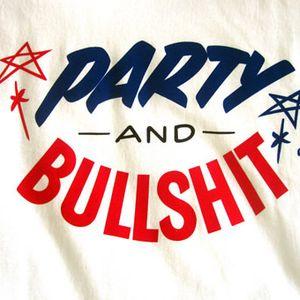 DJ Darth Vader - Party & Bullshit 2011