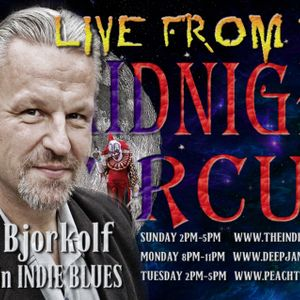 LIVE from the Midnight Circus 11/29/2015 With Micke Bjorkolf