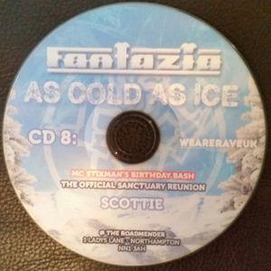 DJ Scottie & MC Steely Dan- Live @ Fantazia -As Cold As Ice @ The Roadmender, Northampton 28/11/2015